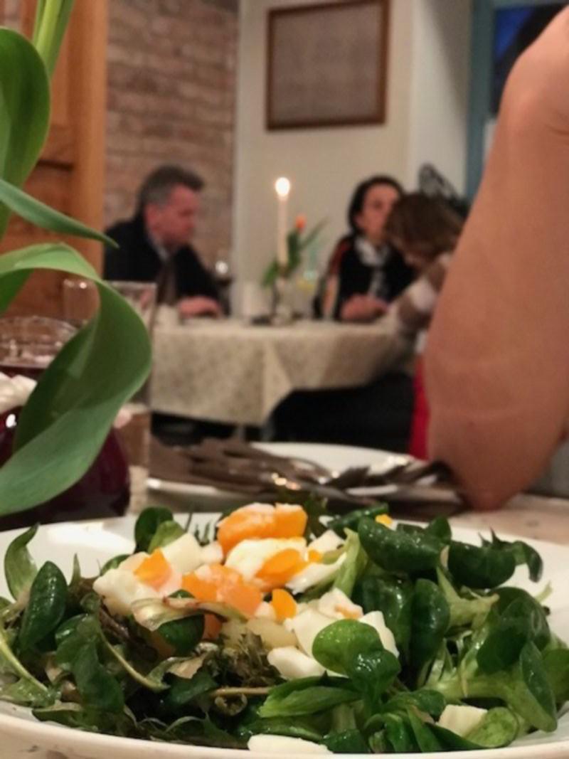 Restavracija Parma_solata